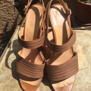 Vintage * Gucci * Sandals size 7 1/2